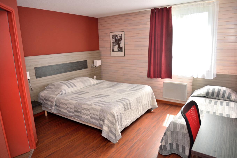 Nos chambres tout confort   Hôtel Argos Vendenheim